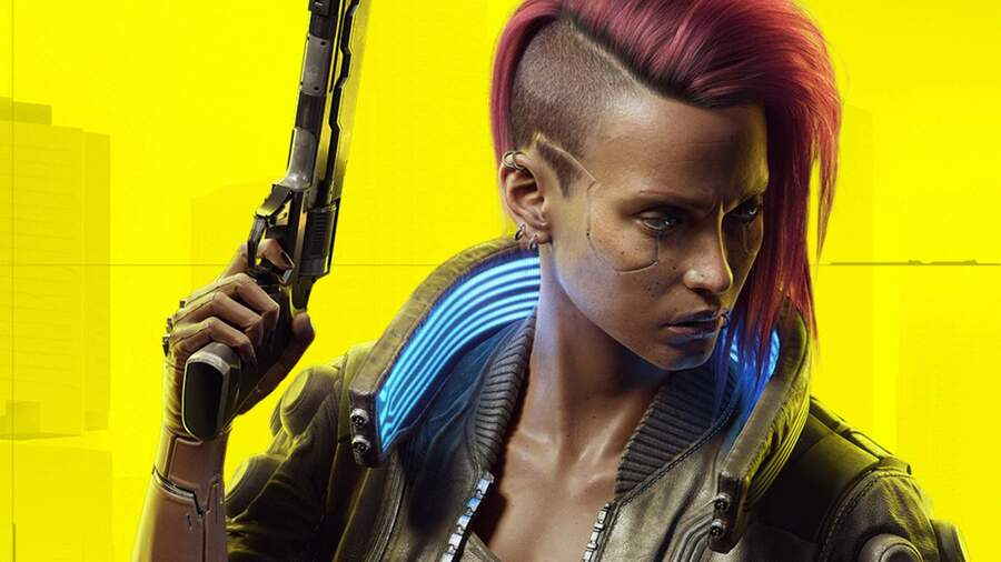 Cyberpunk 2077 PS4 PlayStation 4 1
