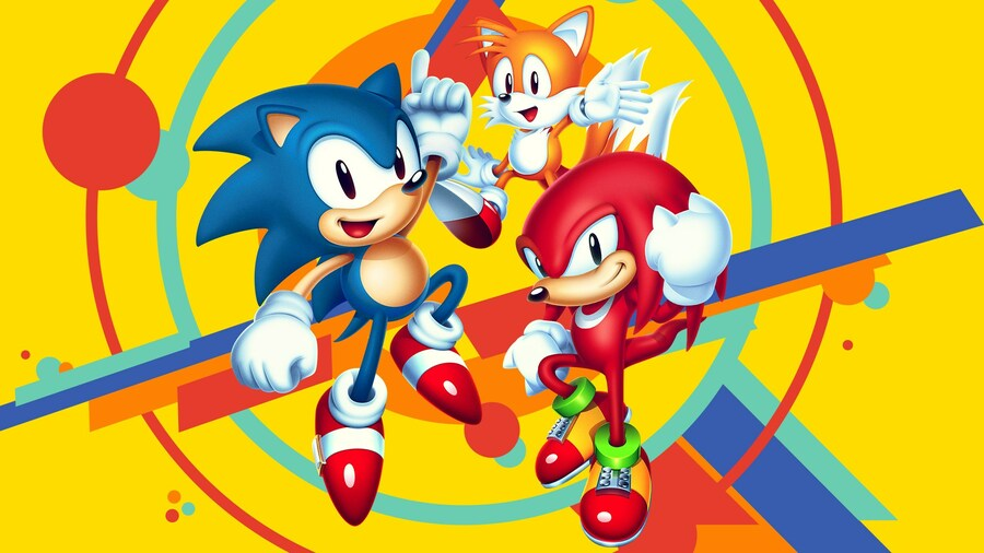 Sonic Mania PS4 PlayStation 4 Retro Sale EU Store