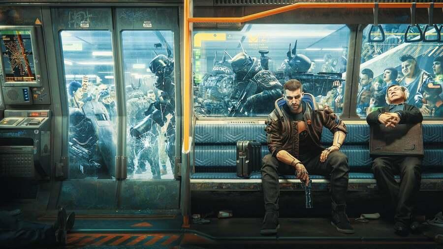 Cyberpunk 2077 PS5 PS4
