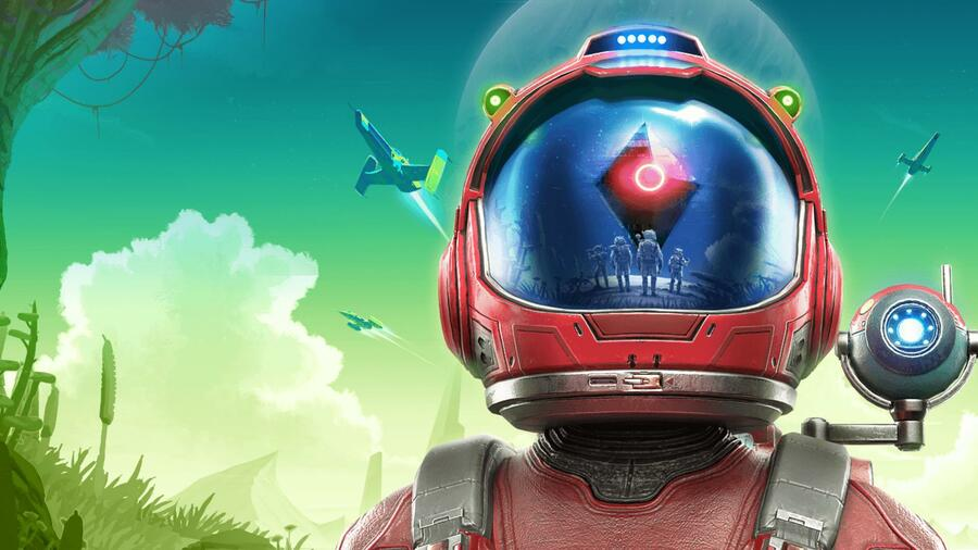 No Man's Sky Hello Games New Game