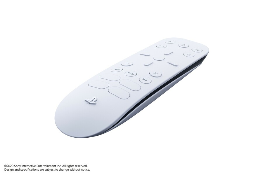 PS5 Media Remote PlayStation 5 1