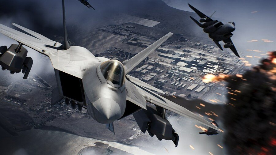 Ace Combat 7 Skies Unknown PS4 PlayStation 4