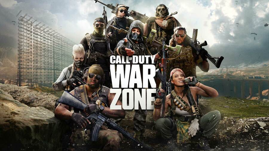 Call of Duty: Warzone PS5 Version