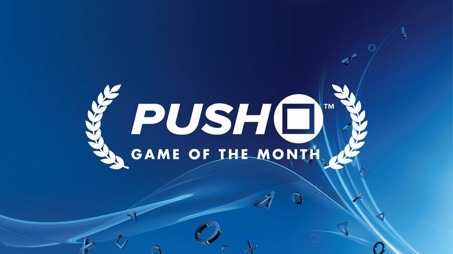 Game of the Month PS4 PlayStation 4 October 2015
