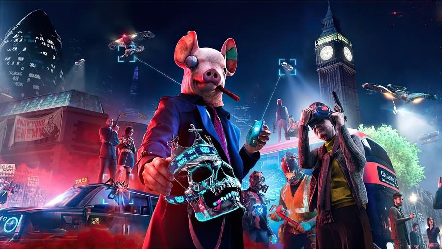 Watch Dogs Legion PS5 PlayStation 5