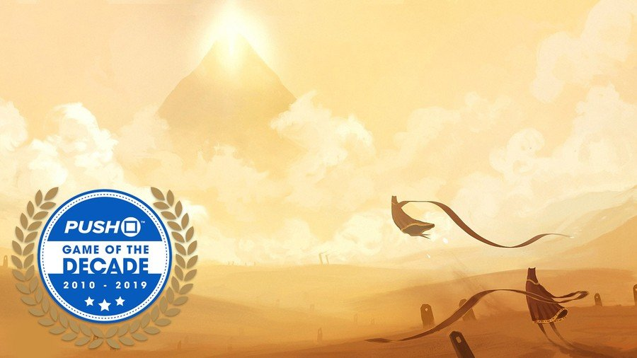Journey PS3 PS4 Game of the Decade
