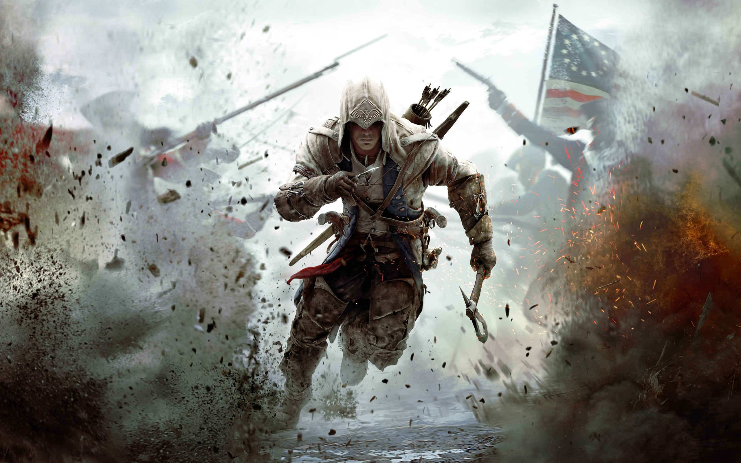 Assassin S Creed Iii Stages A Remastered Revolution On Ps4 Push
