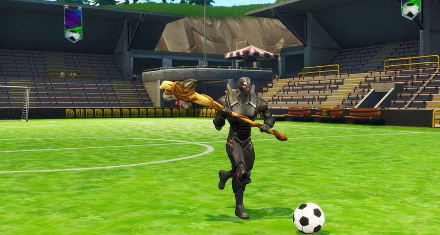 Fortnite Soccer Pitch Locations Guide - Where To Score on Five Different Soccer Pitches 1