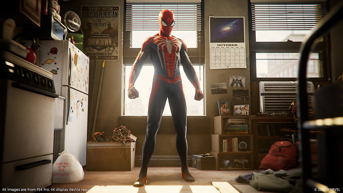Spider Man Ps4 All Suits And How To Unlock Them Guide Push Square