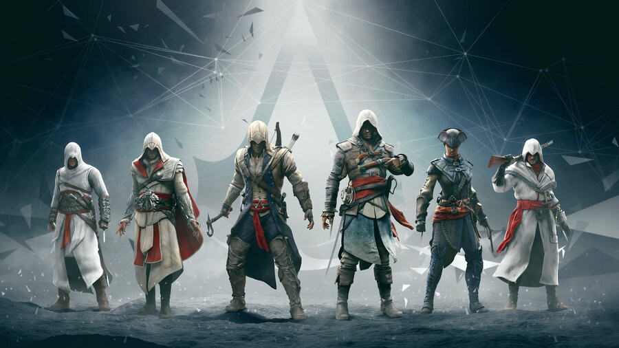 Assassin's Creed Best Games Ranked
