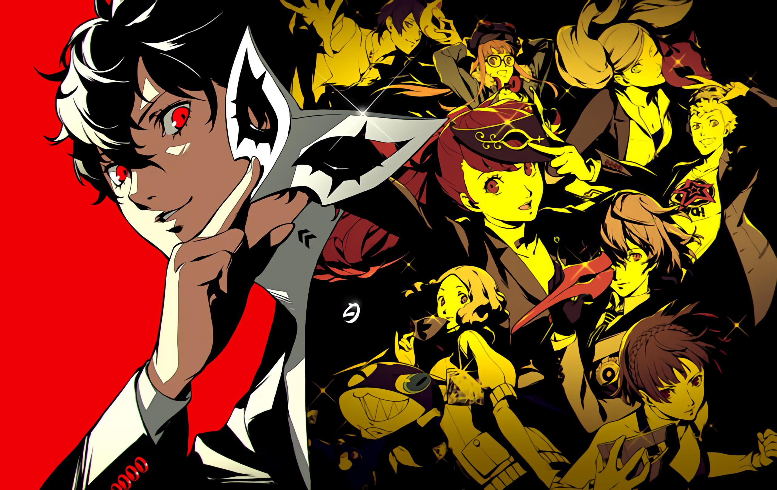 Persona 5 Royal Has 'Several New Endings' Based on How You