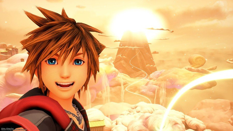How to Take a Selfie in Kingdom Hearts 3 Guide 1