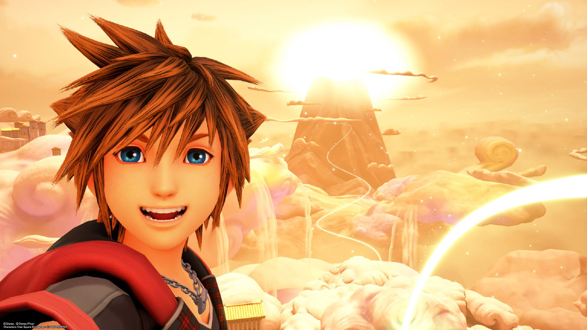 Kingdom Hearts 3 - How to Take a Selfie - Guide - Push Square