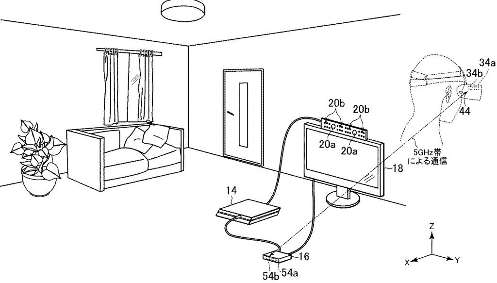 Does This Sony Patent Suggest Its Working On A Wireless Psvr
