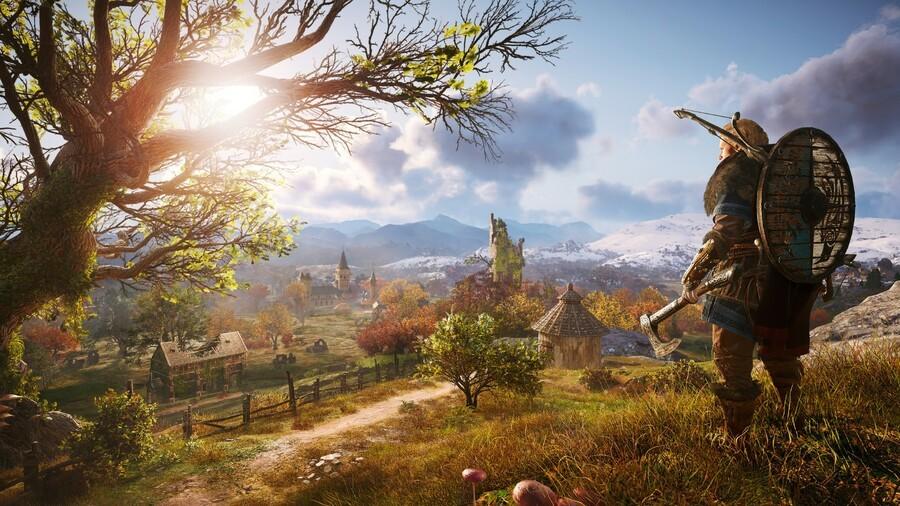 Assassin's Creed Valhalla PS5 PlayStation 5