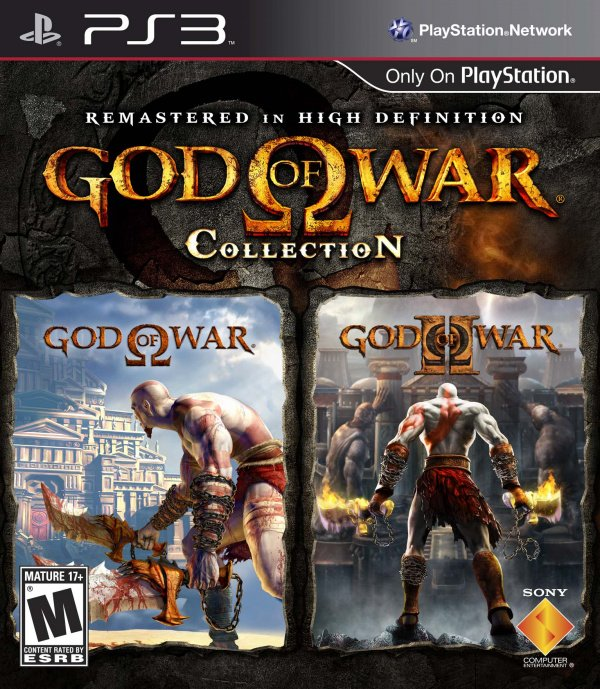 God of War Collection Review (PS3)   Push Square