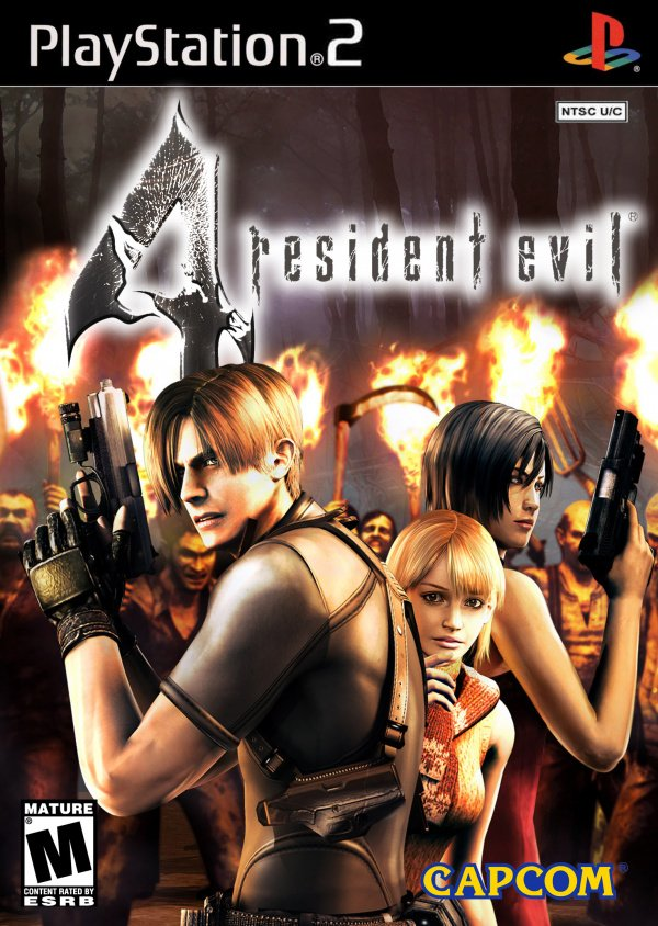 Resident Evil 4 Ps2 Playstation 2 Game Profile News Reviews