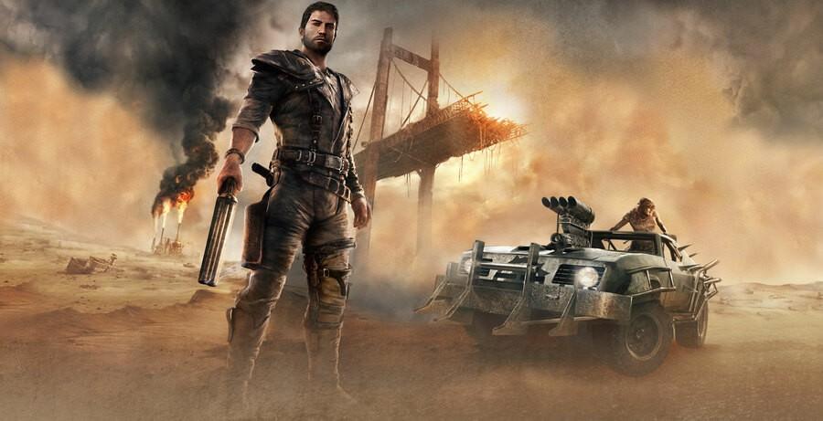 Mad Max PS4 PlayStation 4 WAYP 1