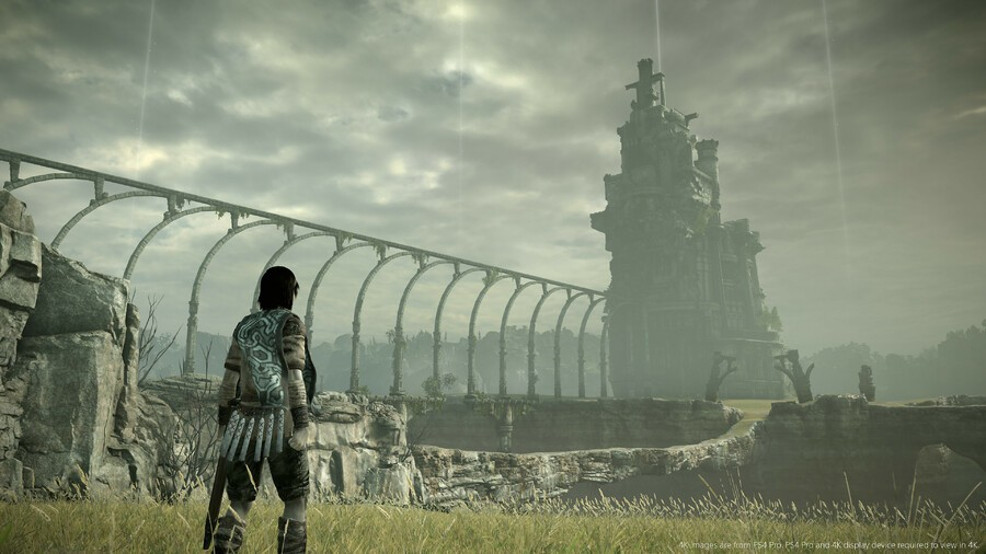 Shadow of the Colossus PS4 PlayStation 4 1