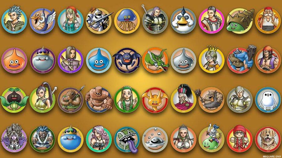 Dragon Quest Xi Ps4 Avatars