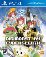 Digimon Story: Cyber Sleuth (PS4)