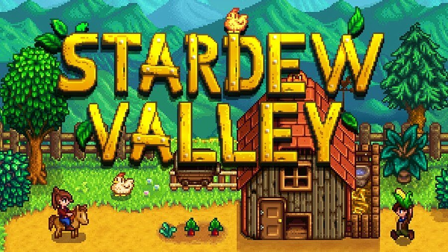 Stardew Valley PS4 PlayStation 4 1