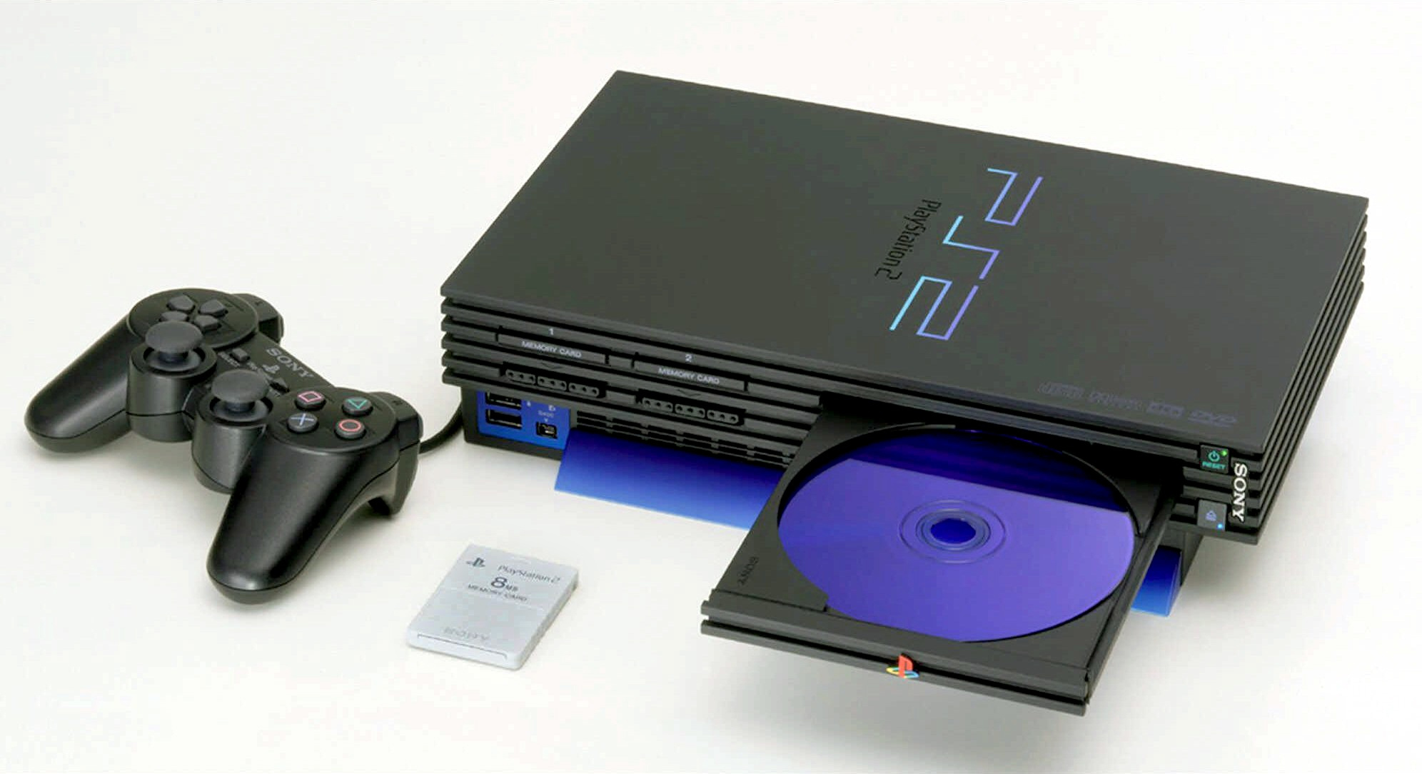Sony scrapping PS2 aftercare service in Japan