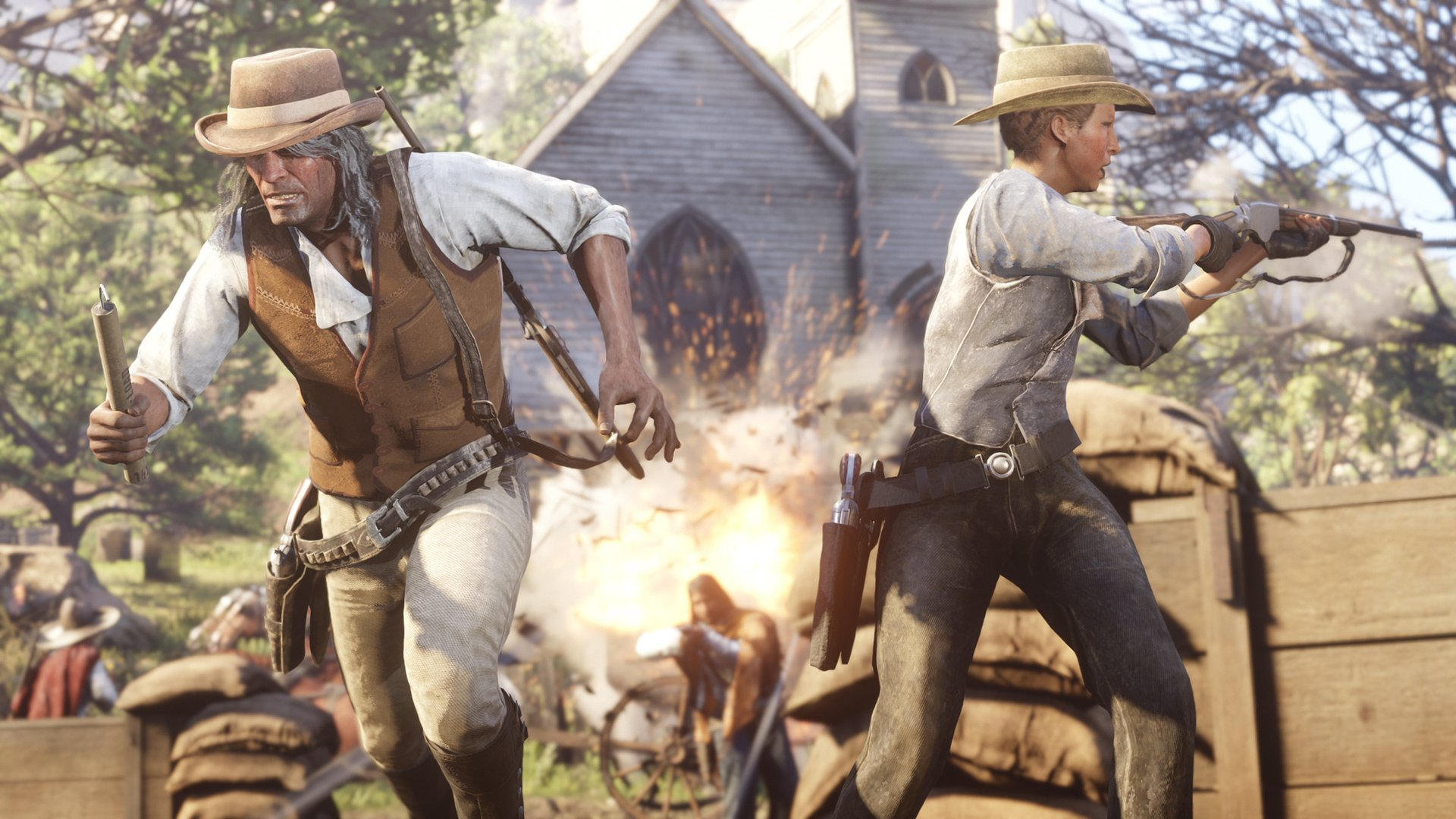 Is Red Dead Online Worth Playing Now That It's Out of Beta
