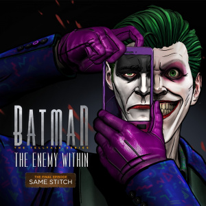 Batman: The Enemy Within - Episode Five: Same Stitch