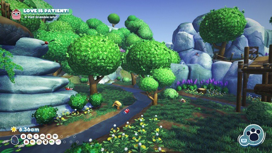 Bugsnax PS5 PlayStation 5 PS4 All Bugsnax Garden Grove Guide 1