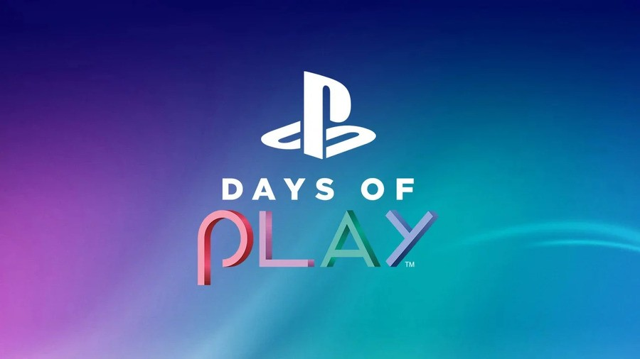 Days of Play Sale PS5 PS4 PlayStation