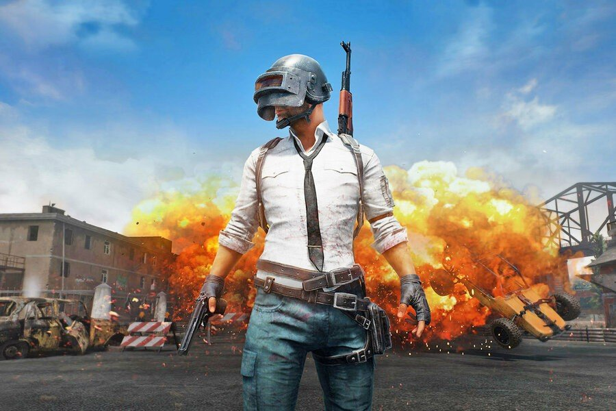 PlayerUnknown's Battlegrounds PS4 PlayStation 4 1