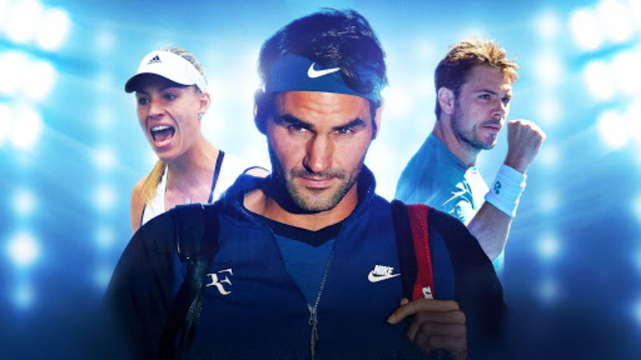 Tennis World Tour PS4 PlayStation 4 1