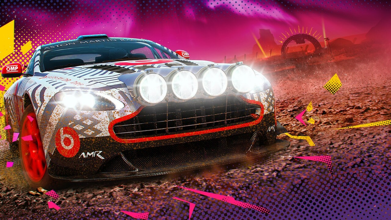 DIRT 5 Next-Gen Face-Off Is Favourable for PS5