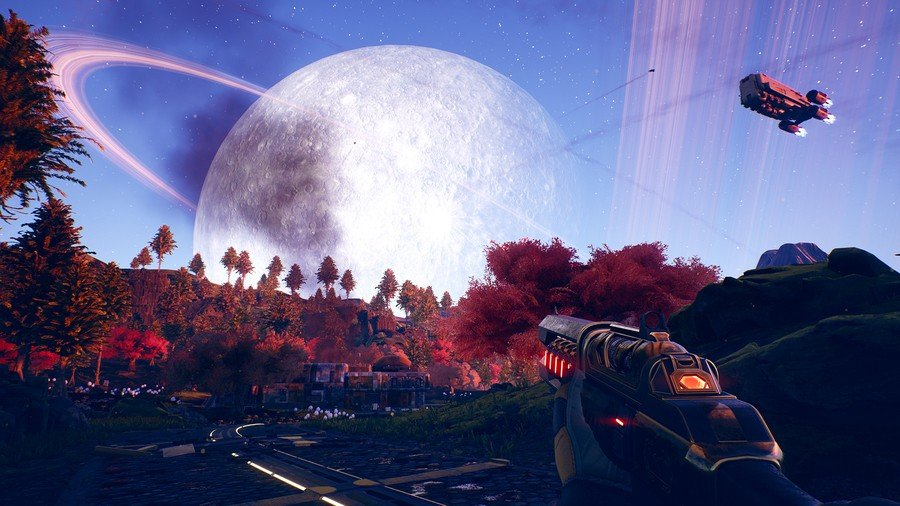 Is The Outer Worlds Open World Is The Outer Worlds Like Fallout