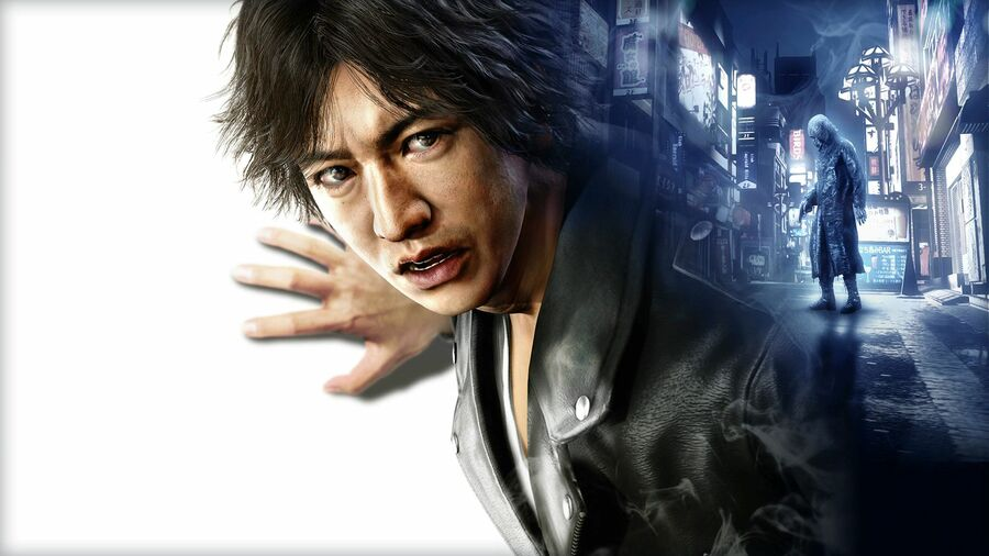 Judgment PS4 Dynamic Theme
