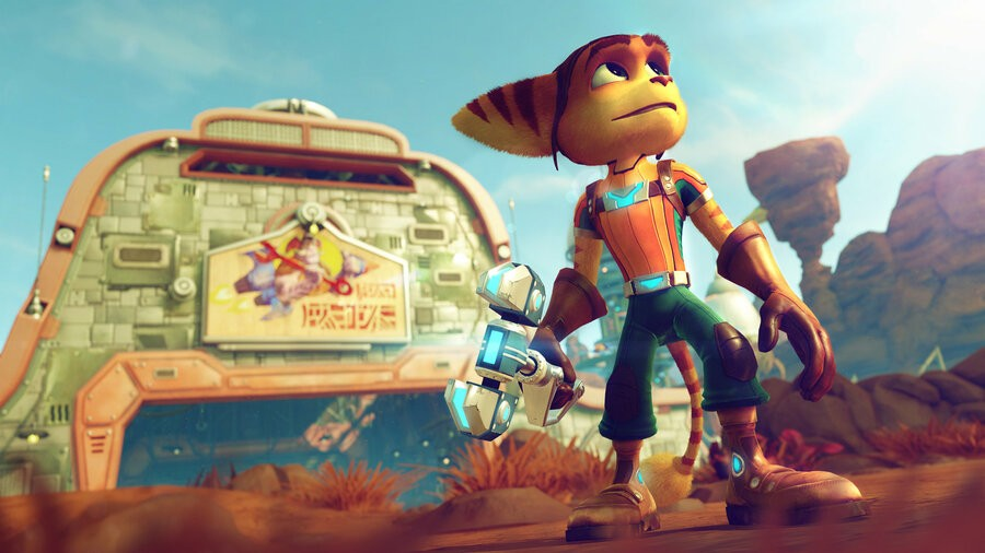 Ratchet & Clank PS4 PlayStation 4 1