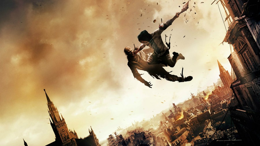 Dying Light 2 PS4 PlayStation 4 PS5