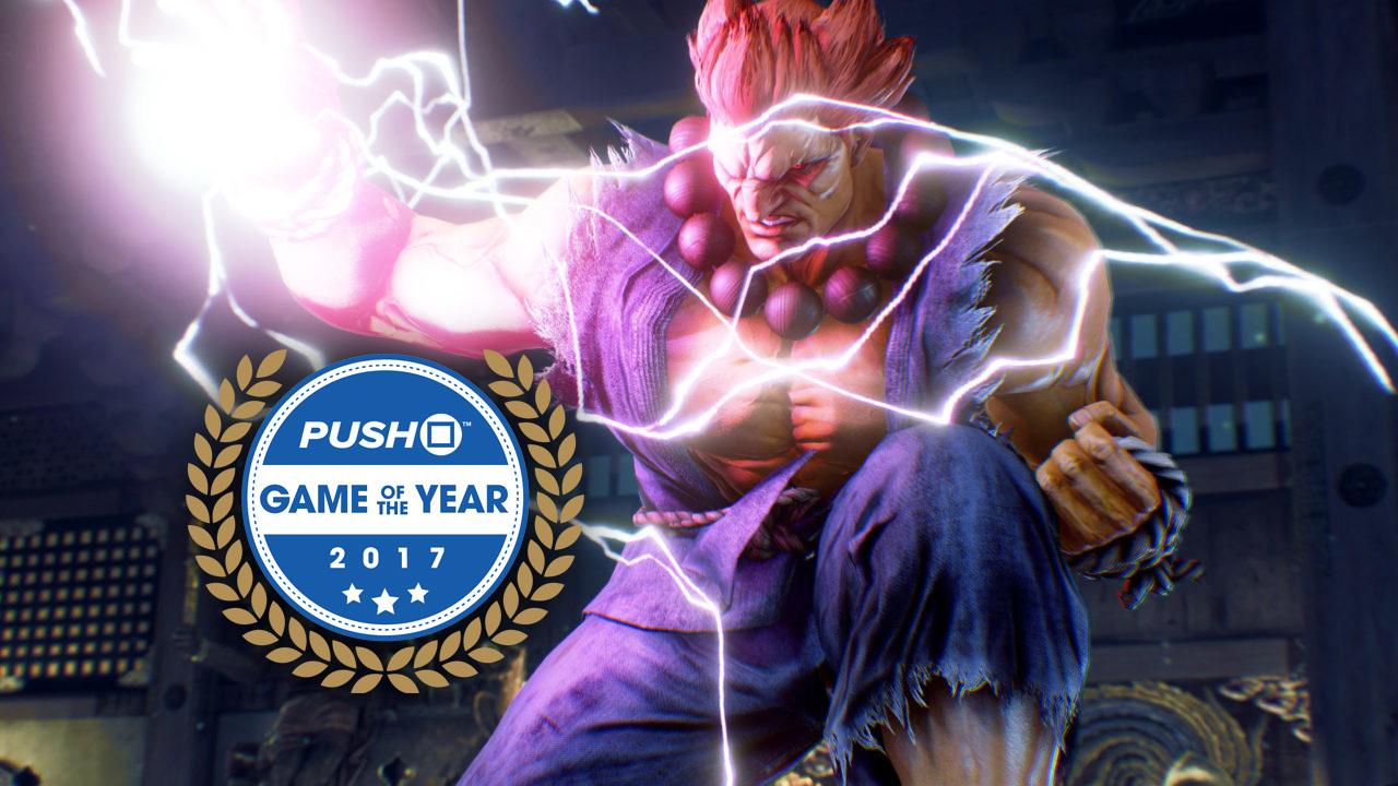 Game of the Year 2017: #10 - Tekken 7 - Push Square