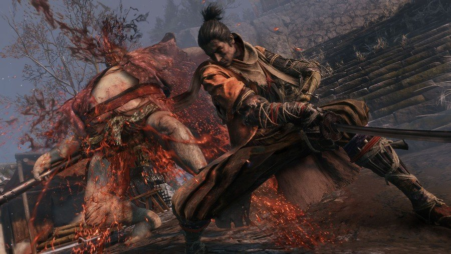 Sekiro: Shadows Die Twice Combat Basics Guide PS4 PlayStation 4 1