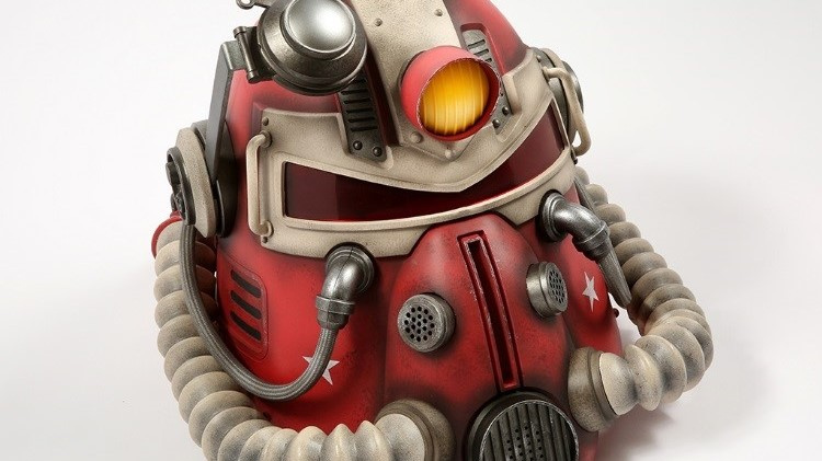 20,000 Fallout 76 Power Armor Helmets Recalled For Mold Exposure