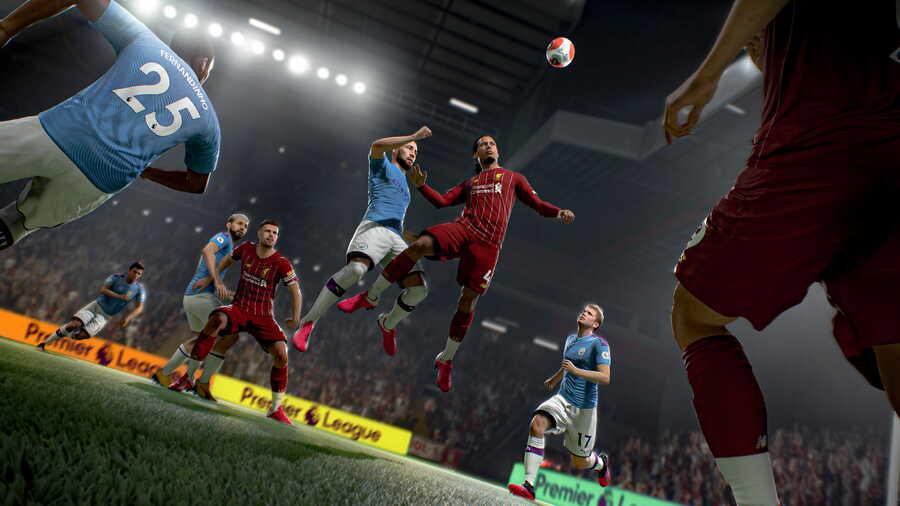 FIFA 21 PS5 PlayStation 5 1