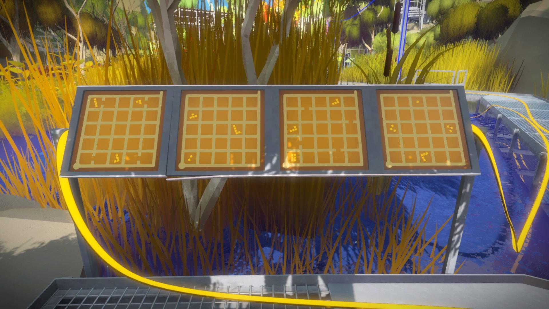 How to Solve All the Puzzles in The Witness - Guide - Push Square