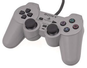 PS1 PlayStation 1 DualShock Controller