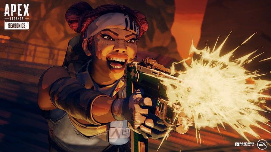 Apex Legends PS4