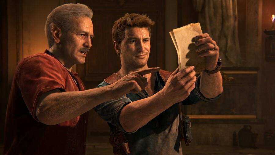 Uncharted 4: A Thief's End PS4 PlayStation 4 1