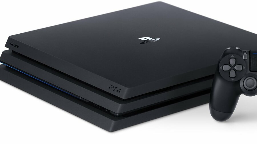 PS4 Pro PlayStation 4