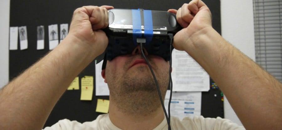 PlayStation Vita Virtual Reality 1