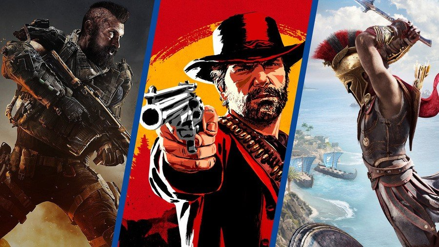 New PS4 Games Release Dates October 2018 Guide 1