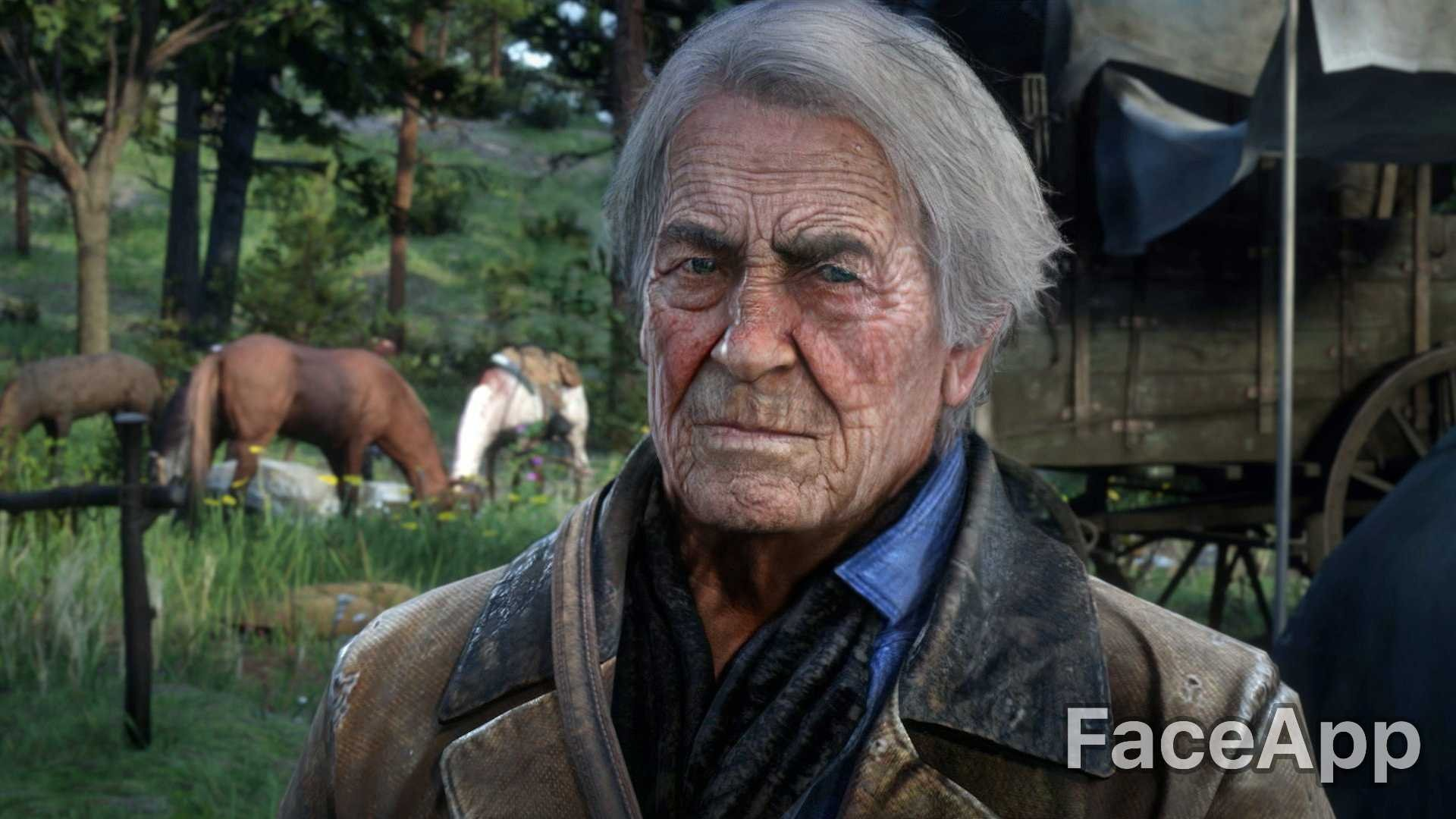 Gallery: We Made PlayStation's Stars Look Old with FaceApp